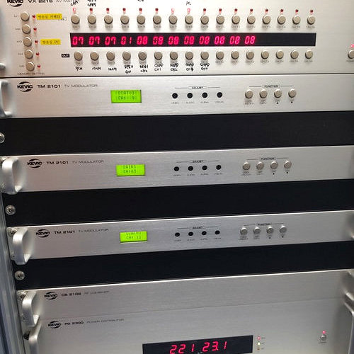 구내방송장치